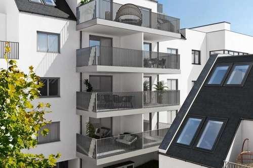 Erstbezug Reihenhaus zum Vermieten mit USt. Ausweisung! U3! Garten + Loggia + Balkon!