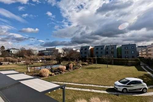 Seltene WOHNOASE - 2 Terrassen mit schönen Grünblick!! - Sehr gute Raumgestaltung - Für Ruhesuchende!