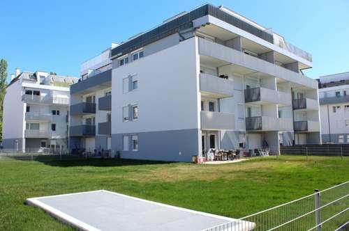 Wohnen im Herzen von Wiener Neustadt! 2 Zimmer Neubauwohnung mit Loggia!