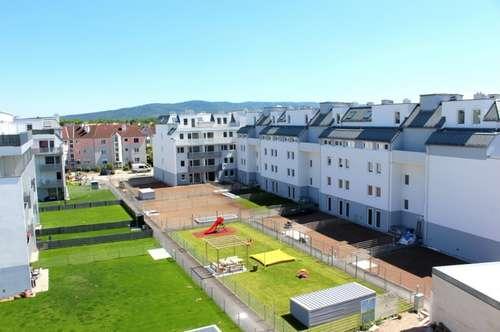 ERSTBEZUG - MODERNE 3 ZIMMER NEUBAUWOHNUNG MIT LOGGIA IN WIENER NEUSTADT