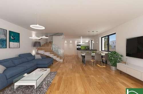 Erstbezug! provisionsfrei! preiswertes Wohnen in Ruhelage! Garten/Terrasse! 4-5 Zimmer!