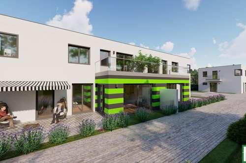 Natur PUR- Coole Doppelhaushälfte mit kleinem Garten! Tolle Verkehsanbindung