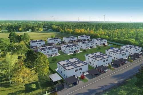 Provisionsfreie 4-5 Zimmer Häuser in altbewährter Massivbauweise mit großzügigen Freiflächen!