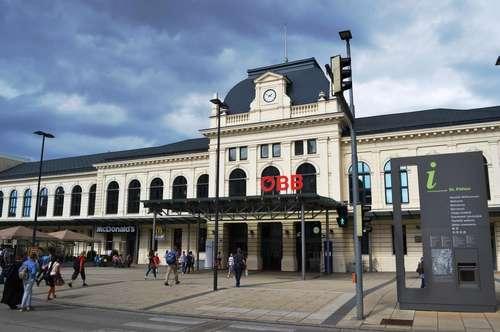 3 Zimmer mit Balkon! Nähe St. Pölten Hauptbahnhof! Provisionsfreie Neubau-Erstbezugswohnungen!