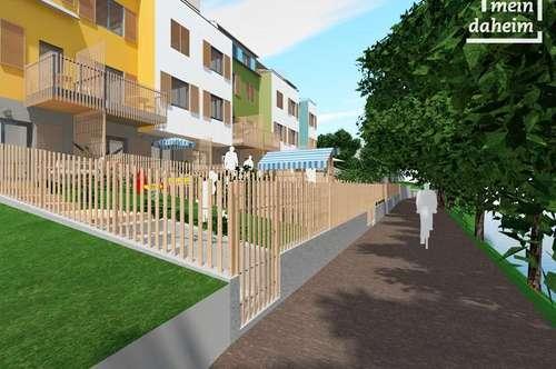 Top Infrastruktur! Die letzten 2 Häuser an der Grenze zu Purkersdorf! Familienhäuser im Vierkanthof!