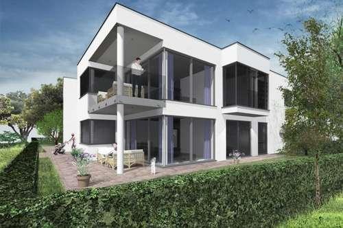 Preiswerte Terrassenwohnung direkt am See! Mit Seeblick + Strand und 2 Parkplätzen! Neubauprojekt im Naturpark Kittsee!