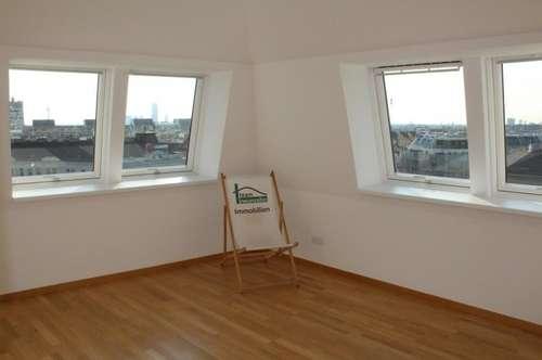 Helle Maisonette Wohnung! Tolle Lage! Terrasse mit Blick über die Dächer Wiens!