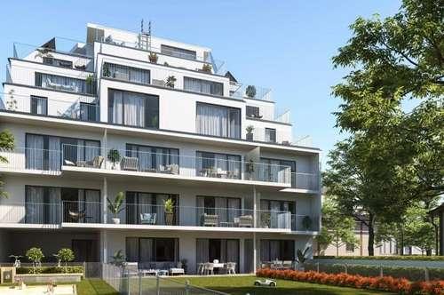 Project 22: 2 Zimmer in perfekter Infrastruktur! Nähe obere Alte Donau - U1! Provisionsfrei!