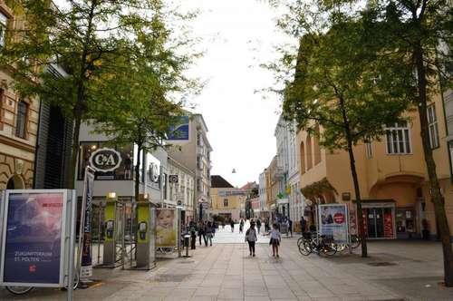 MAXIMUM LIVING! Nähe St. Pölten Hauptbahnhof! Provisionsfreie Neubau-Erstbezugswohnungen! 3 Zimmer - mit Balkon!