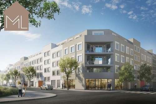 MAXIMUM LIVING! Provisionsfrei! Neubau-Erstbezugswohnungen in Top-Lage! 3 Zimmer - mit Loggia!