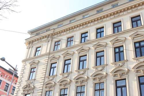 Geräumige 2-Zimmer Wohnung in ruhiger Lage! Hell! nähe U6- Nußdorfer Straße!