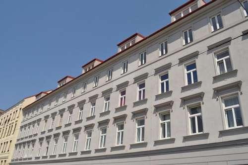 Geräumiges Wohnzimmer! weitläufiger Ausblick! Gute Lage nähe Mariahilfer Straße!