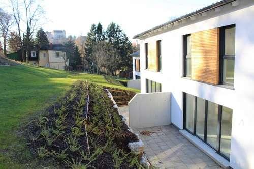Neulengbach Schlossbergnähe! Doppelhäuser in idyllischer Waldgrünlage!