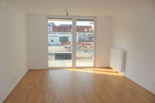 3 Zimmer - mit Balkon! Ohne Provision! Neubau-Erstbezugswohnungen in Top-Lage!