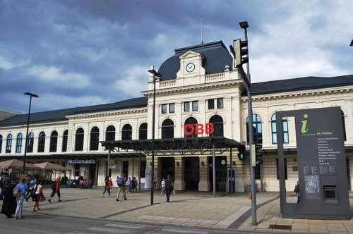 Nähe St. Pölten Hauptbahnhof! Neubauprojekt in Top-Lage! 3 Zimmer - mit Balkon!