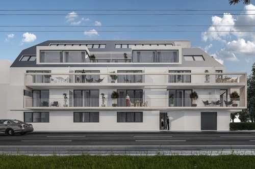 PROVISIONSFREI! IHR NEUES EIGENHEIM! Moderner Neubau! Tolle Infrastruktur und Verkehrsanbindung! Nähe Alte Donau - Ideale Grundrisse!