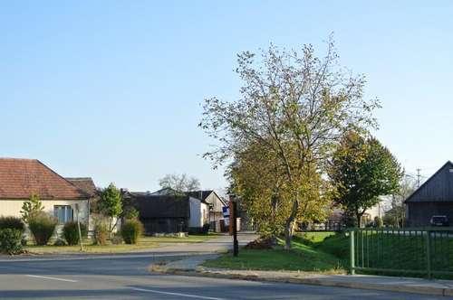 Doppelhaushälfte mit Garten sowie 2 Stellplätze in traumhafter ruhiger Umgebung, Nähe Krems !!