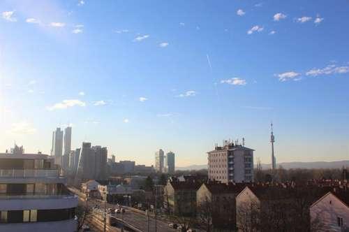 Moderner Neubau! Nähe obere Alte Donau - U1! Ohne Provision! Maisonette mit 3 Terrassen!