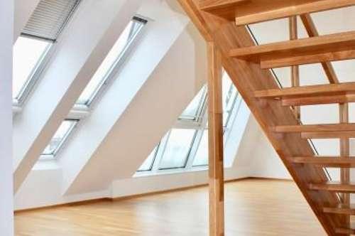 DG-Maisonette mit Balkon! im Herzen von Korneuburg! Familien-Hit! Lift! Garage! Toller Ausblick! Erstbezug!