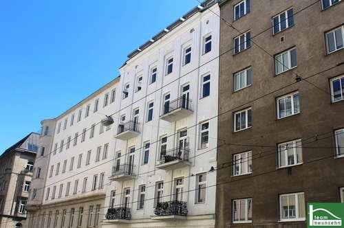 Wunderschöner Dachgeschosstraum mit Lift! Süd-Terrasse in absoluter Hofruhelage, geniessen Sie die Ruhe! U6-Alserstraße und AKH in der Nähe!