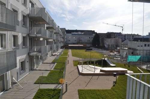 Provisionsfrei! Voll möblierte Küche! 3 Zimmer - mit Loggia! Neubau-Erstbezugswohnungen in Top-Lage!