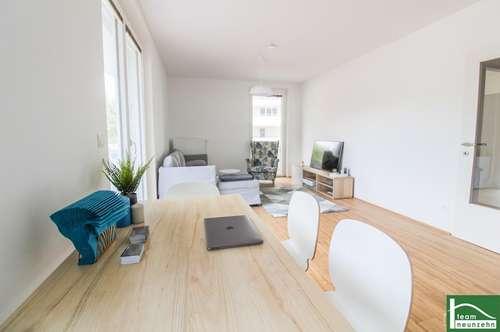 Erstbezugswohnung! // provisionsfrei! // 68 m² Wohnfläche // 34 m² Balkon // Energieklasse A // Vollwämeschutz