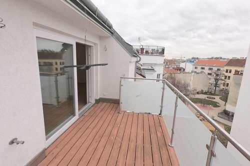 Top Preis! ERSTBEZUG! Traumhafter Dachgeschossausbau! 5 Zimmer mit zwei sonnigen Terrassen! Sehr gute öffentliche Anbindung!