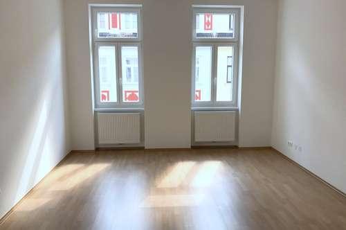 Nähe U3! Unbefristet! Top sanierte 2 Zimmer Wohnung - möblierte Küche!