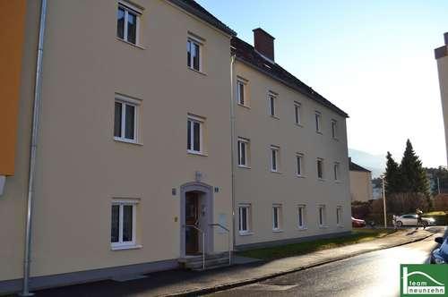 Sanierte-, Erstbezugs-, 2-4 Zimmer-Wohnungen