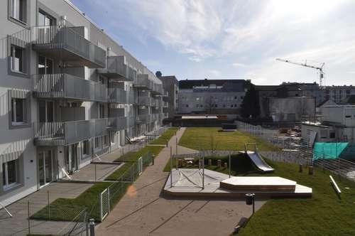Erstbezugswohnungen in Top-Lage! 2 Zimmer - mit Balkon! PROVISIONSFREI! Sehr gute Infrastruktur!! Hochwertige Ausstattung! MAXIMUM LIVING! Neubau! Voll ausgestattete Küche!