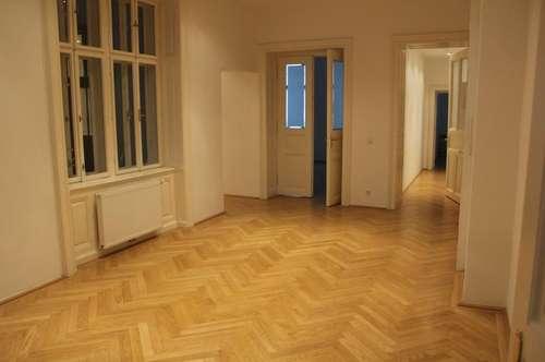 Nähe 1. Bezirk! Lift! 5 geräumige, vollwertige Zimmer! U1 - Karlsplatz! Loggia!