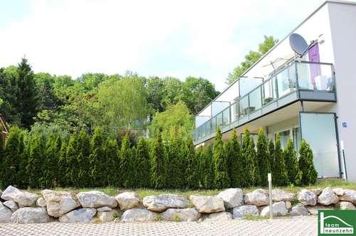 2 Parkplätze inklusive! Schlagen Sie zu! Idyllische Gartenwohnung - Offener Wohnküchenbereich mit Zugang zum Garten!
