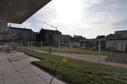 RUHELAGE! 4 Zimmer mit Garten!! Nähe Hauptbahnhof & Universitätsklinikum! HOFSEITIG! Provisionsfreie Erstbezugswohnungen in Top-Lage! Voll möblierte Küche! Sehr gute Infrastruktur!