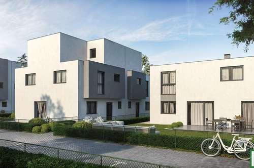 RUHELAGE.! Reihenhaus mit Terrassen und Garten, Keller. Grundrissänderung möglich!