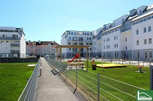Hochwertige Ausstattung! Inklusive Küche! Wohnen im Herzen von Wiener Neustadt! Stilvolle 2 Zimmer Neubauwohnung mit Loggia!