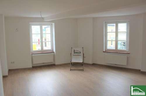3 Zimmer Wohnung! Nur 5 Minuten vom Hauptbahnhof entfernt! Erstbezug! Tolle Lage im Zentrum von Stockerau!