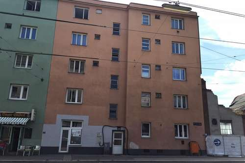 Gepflegter Altbau! U4 Braunschweiggasse in der Nähe - Günstig KAUFEN - UNBEFRISTET VERMIETETE Wohnung in beliebter Lage!
