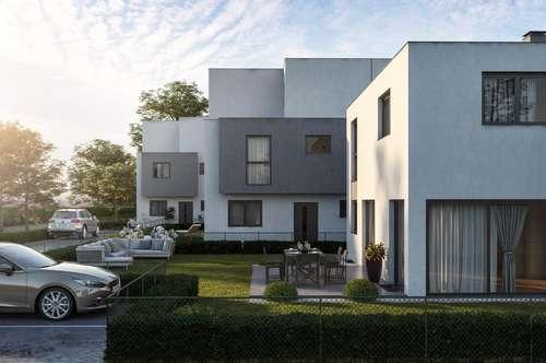 Doppelhaushälfte mit Terrasse und Garten! In absoluter Ruhelage! Nähe Seestadt Aspern - sowie U2 Seestadt!