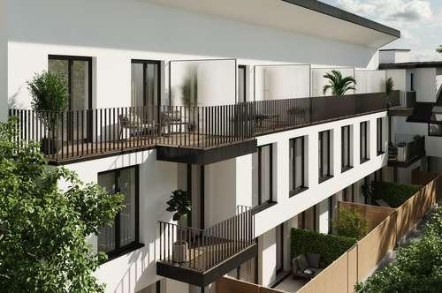 NEU am Markt! Urbanes Wohnen in der schönsten Lage Oberlaas! Neu errichtetes Reihenhaus auf Eigengrund mit Garten und Dachterrasse! Hochwertige Ausstattung! Fertigstellung August 2019!!