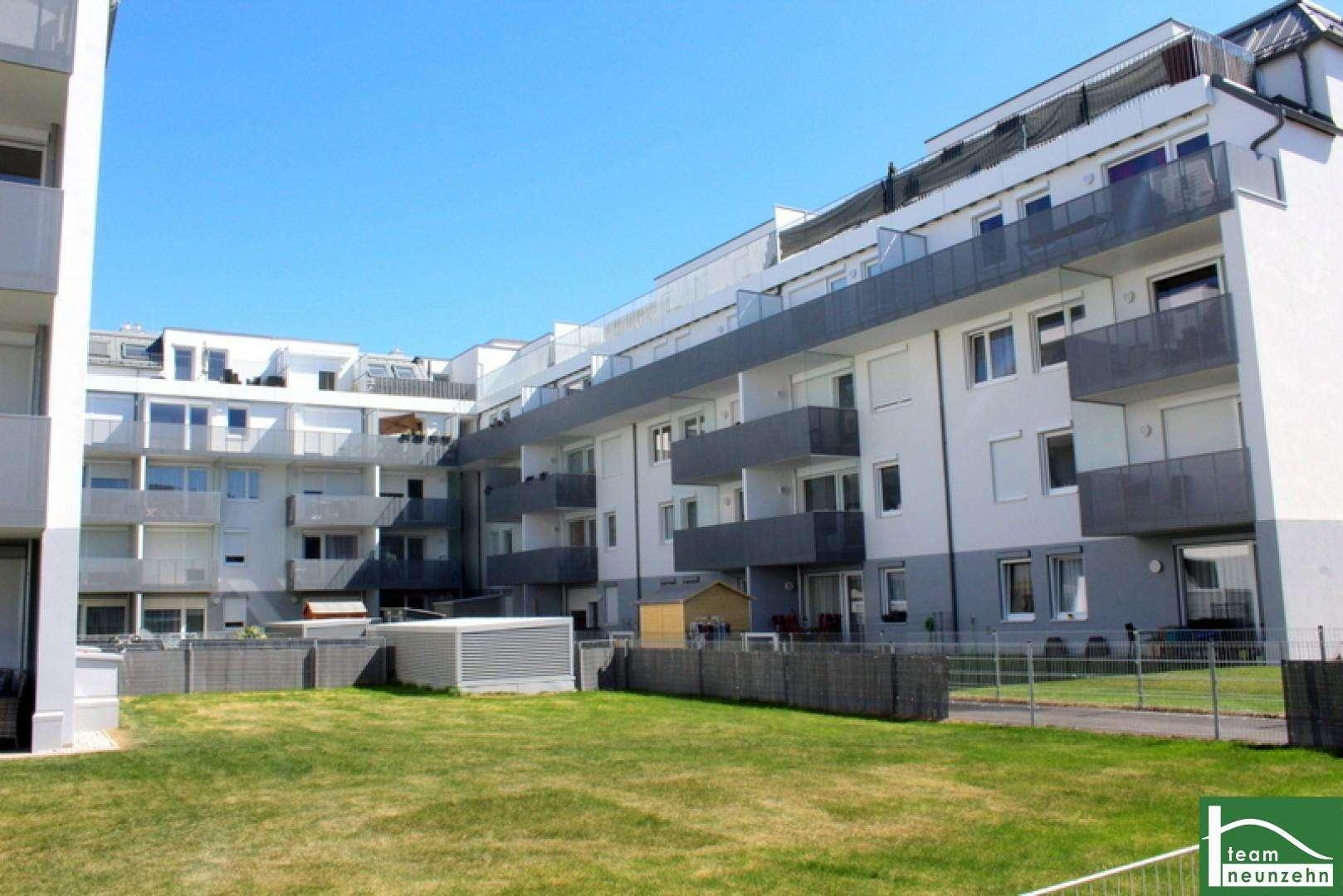 Das Beste aus Stadt und Natur! Wohnen im Herzen von Wiener Neustadt! Moderne Erstbezugswohnungen inkl. Küche!