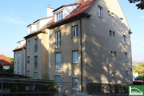 Begehrte Lage - Nähe Stadtzentrum Mödling - Ausgezeichnete Raumaufteilung - Schöne 2 Zimmerwohnung - Absolute Ruhelage