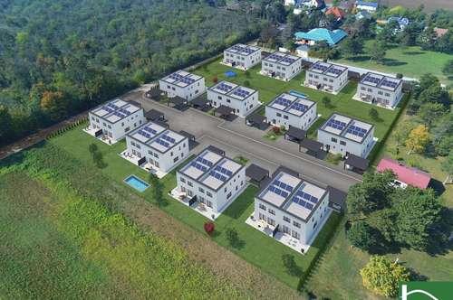 Provisionsfreie 4-5 Zimmer Häuser mit Terrasse und großzügigen Gärten / ab € 990,-- monatlich!