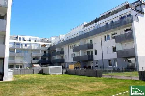 Inkl. Markenküche und Fußbodenheizung! Alle Wohnungen mit Freiflächen! Erstbezug im Cityquartier in toller Lage!