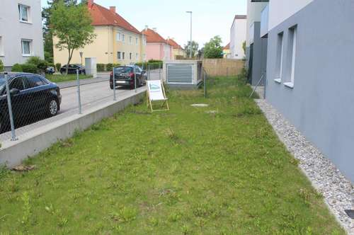 Geräumige Gartenwohnung in toller Lage! Neubau mit moderner Ausstattung! Geräumige Aufteilung!