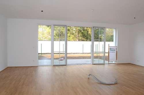 3 Zimmer mit Terrasse und Garten! Provisionsfreier Neubau! Anlage Objekt!