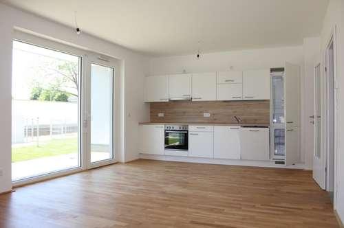City Quartier! Das Beste aus Stadt und Natur! Wohnen im Herzen von Wiener Neustadt! Moderne Erstbezugswohnungen inklusive Küche!