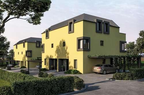 Designerhaus mit Carport und zwei Stellplätzen - Traumhafte natürliche Umgebung - Nähe A5/S1 und EKZ G3