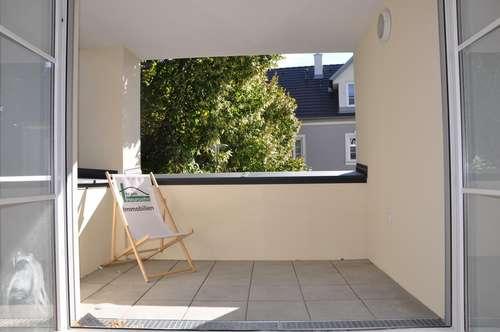 Provisionsfreier Luxus Neubau nähe Korneuburg mit einer südseitigen Loggia
