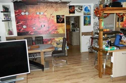 Befristet vermietete 4 Zimmer Wohnung mit Terrasse beim Kierlingbach