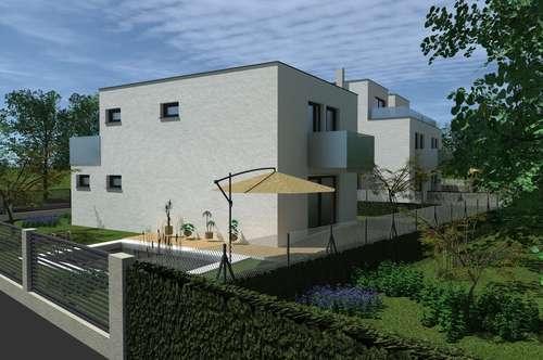 Erstbezug! Baubeginn! Belagsfertiges Einfamilienhaus am Riederberg mit Südostausrichtung! Mitten im Grünen!